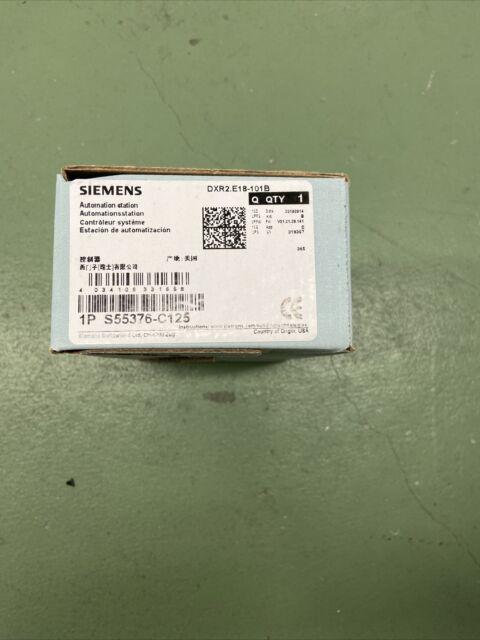 Siemens Dxr2.e18-101b Room Automation Station 24v 0.25a for sale online
