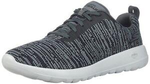 Détails sur SKECHERS Homme GO WALK MAX Incroyable Walking Performance Chaussures #54603CCBK afficher le titre d'origine