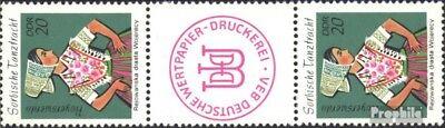 Ddr 1949-1990 Ddr Sz15ii Postfrisch 1971 Sorb Ddr 1971-1980 Trachten