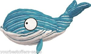 Kong Dog Toy Blue Whale Toy Large Dog Toys Chew Squeaky