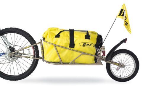 BOB IBEX Lastenanhänger gefedert 28 29 Zoll ATB BOB-Bag TR0514141110002