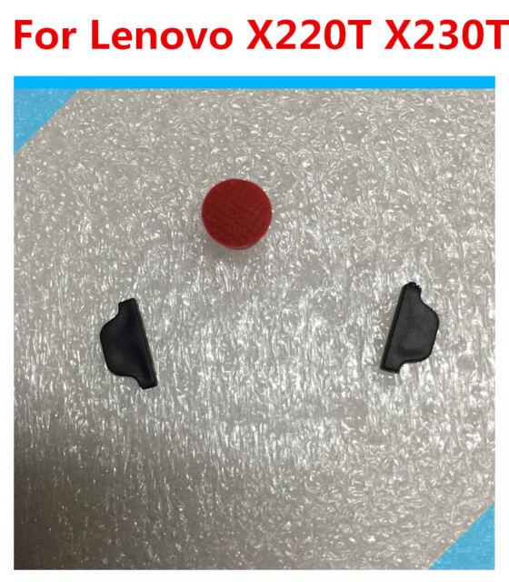 New 2PCS Lenovo X220T X230T Front Bezel Rubber Bottom Foot Feet X220 TABLET