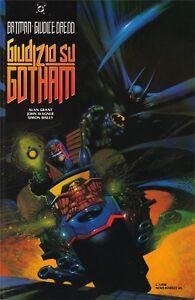 BATMAN - GIUDICE DREDD: GIUDIZIO SU GOTHAM - News Market (1993)