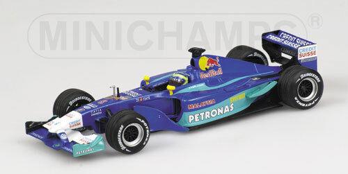 Sauber Petronas C21 F.Massa 2002  400020008  1 43 Minichamps