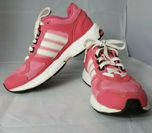 Details about Adidas AKTIV Womens Pink Running Shoes Size 7.5 Sneakers Adiprene Equipment 10