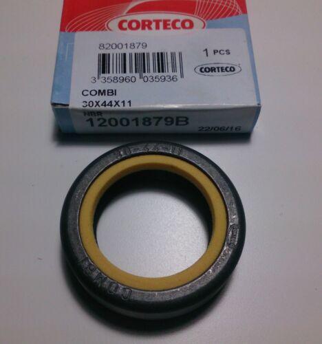 Reten 30x44x11 NBR COMBI 12001879B CORTECO