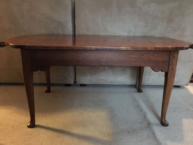 BOB TIMBERLAKE SOLID CHERRY COOLEMEE COFFEE TABLE USA LEXINGTON 833 964
