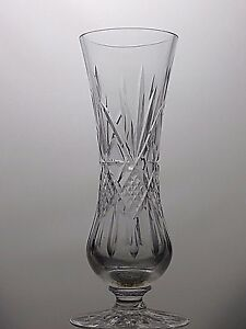 BEAUTIFUL-DESIGN-CUT-GLASS-LEAD-CRYSTAL-VASE-MEDIUM-9-5-034