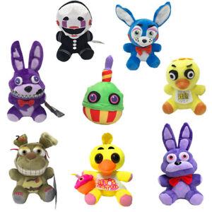 Koala Stuffed Animals Mini, 8pcs Set 7 Fnaf Five Nights At Freddy S Plushie Toy Plush Bear Foxy Kids Gift Ebay