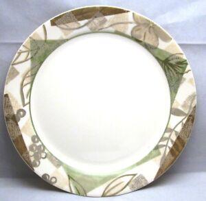 Corning-Corelle-TEXTURED-LEAVES-Dinner-Plate-s