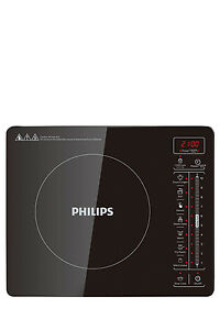 NEW-Philips-HD4992-72-Ultra-Thin-Portable-Induction-Cooktop-Black