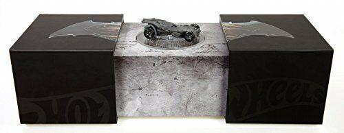 Hot Wheels Sdcc 2015 Comic Con Exclusive Batmobile Batman V Superman Real Reiter