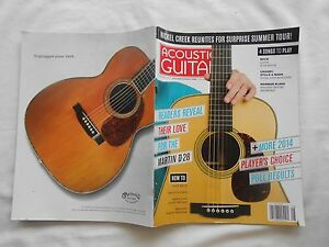 ACOUSTIC-GUITAR-AUGUST-2014-MARTIN-D-28