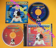 CD Fuochi d'Arificio Compilation Dance/Latino SORRENTI no lp mc dvd vhs(C26)