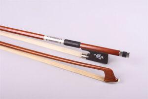 Yinfente-4-4-Violin-Bow-brazilwood-Nice-Ebony-frog-Straight-Balance