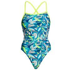 Badeanzug Damen Frauen von Funkita Ice Queen chlorbeständig und UV-Schutz 50+