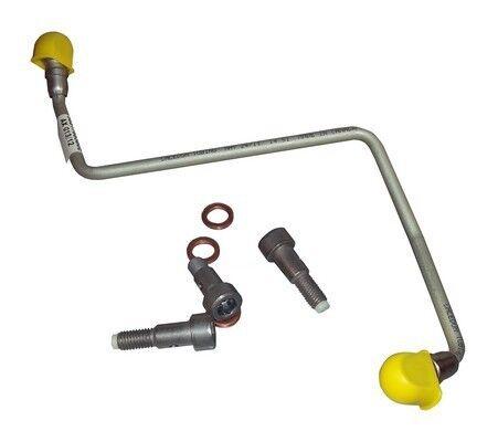 Turbo OIL FEED PIPE SET KIT PER CITROEN C3 2005-2010 1,6 16V HDi