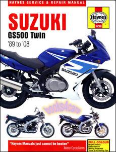 Ebook-2262] 2004 suzuki gs500f service manuals   2019 ebook library.
