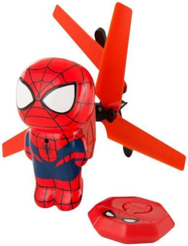 Marvel Spiderman R//C acción flyerz Iron Man o helicóptero de Spider-Man Nuevo En Caja