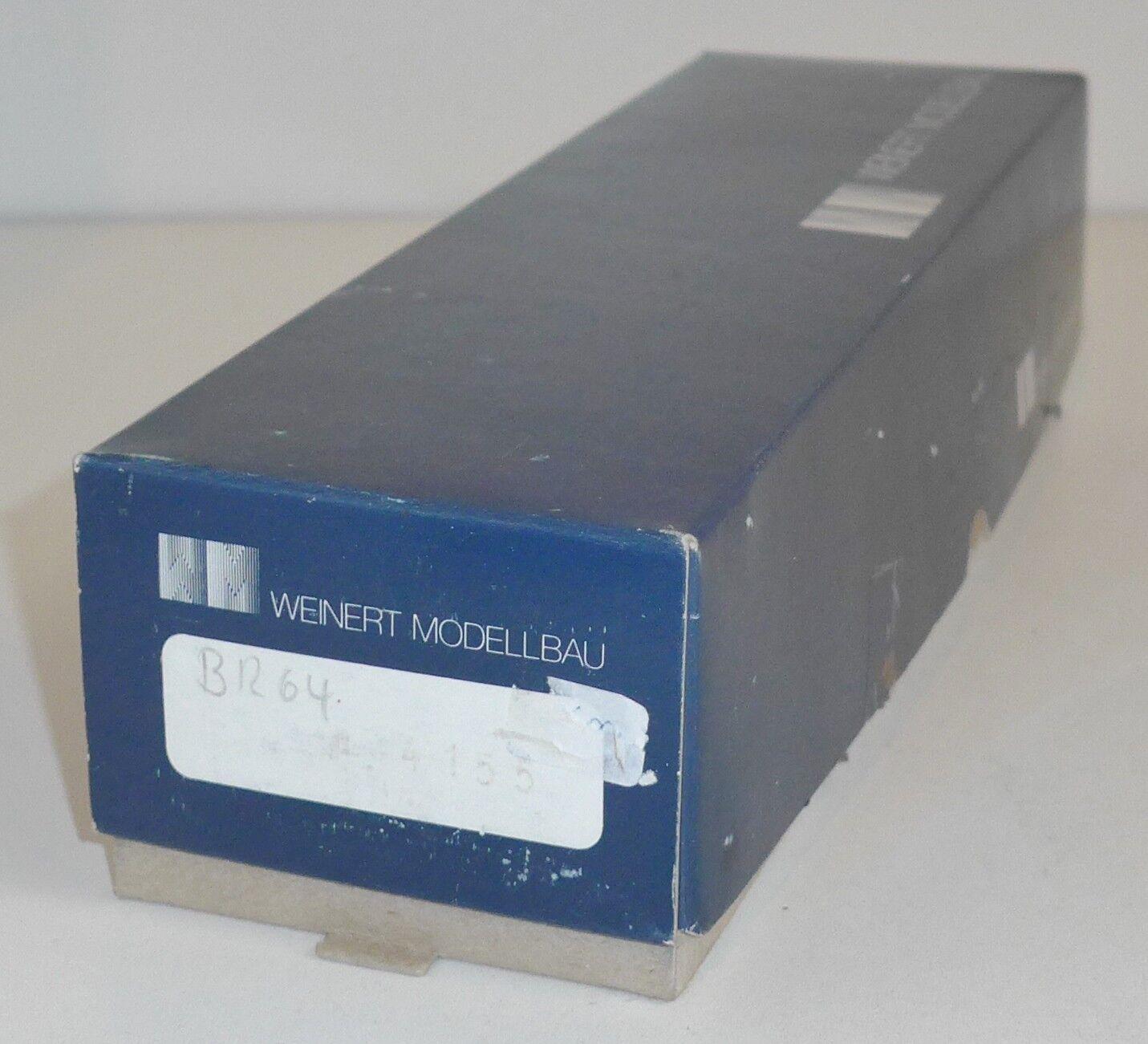 Weinert Modellbau Modellbau Modellbau 4155 Komplettbausatz DRG Dampflok BR 64 OVP H0  | Exquisite Verarbeitung  7729be