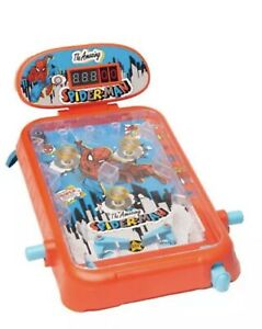 Electronic Pinball Machine the amazing Spiderman Ideal Gift For Kids