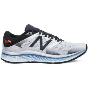 Details zu New Balance M1080WB8 Fresh Foam 1080v8 Mens White Blue Wide  Running Shoes