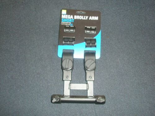 Seatbox Accessory Fishing tackle Preston Offbox 36 Mega Brolly Arm Short