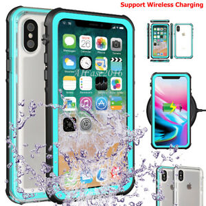 super popular dd0d3 e8740 Detalles acerca de Iphone X IP68 Impermeable a Prueba de Golpes [Genuino  Redpepper] Duradero Estuche Para Apple- mostrar título original