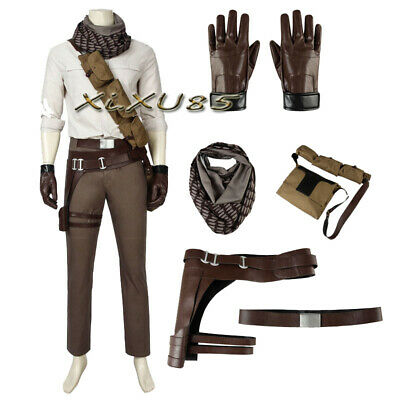 The Rise of Skywalker Poe Dameron Cosplay Scarf Halloween Accessory