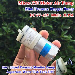 BL-DC-3V-12V-5V-6V-Small-Mini-370-Motor-Air-Pump-Oxygen-Pump-Aquarium-Fish-Tank
