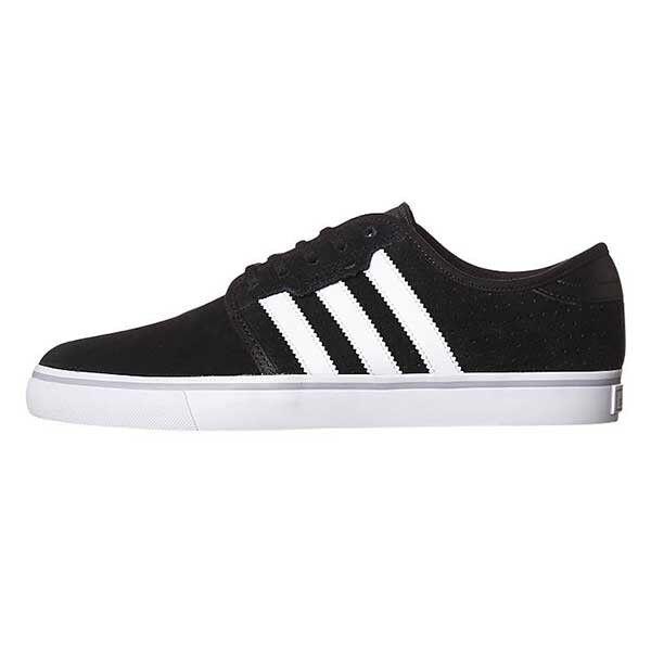 Adidas Seeley Negro1 Run Blanco Mid Gris skate zapatos g98082 reducción de precios zapatos skate de hombre el mas popular de zapatos para hombres y mujeres 6933ba
