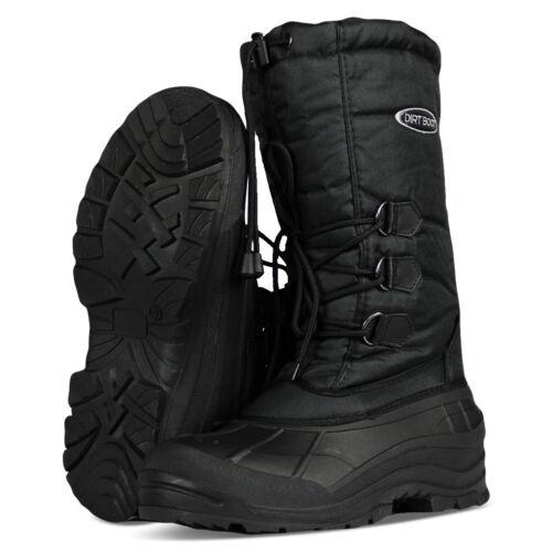 Dirt Boot ® Termico Wellington pesca invernale neve Muck Boot Uomo Donna