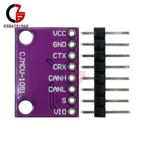 CJMCU-1051 TJA1051 CAN Bus Transceiver Communication Module for Arduino TJA1050