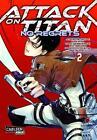 Attack on Titan - No Regrets 2 von Gun Snark und Hajime Isayama (2015, Taschenbuch)