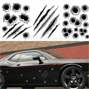 Car Stickers 3d Sticker On The Car Decol Interesting In The Car Wrap Funny Auto Silver Stickers Decoration Motorcycle Accessories Goods Decal Exterior Accessories