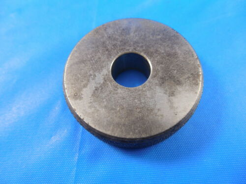 .374 SMOOTH PLAIN BORE RING GAGE .375 .001 UNDERSIZE 3//8 CLASS Z INSPECTION