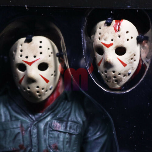 """NECA Friday the 13th Part III 3D Jason Voorhees Ultimate 7/"""" Action Figure 1:12"""