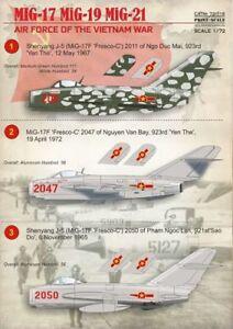 Print-Scale-1-72-Mig-Air-Force-de-la-Guerra-Vietnam-72116