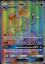 Lucario SECRET RAINBOW RARE GX Forbidden Light FULL-ART 135//131 Pokemon NM//MT