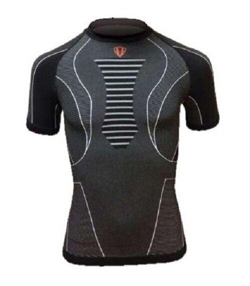 DMT maglia intimo pelle ciclismo tecnica bici termica nera anti sudore sudore anti invernale bba25e