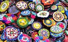 Wholesale Lot 10 Kuchi Afghan Banjara Tribal ATS Belly Dance Beaded medallion S