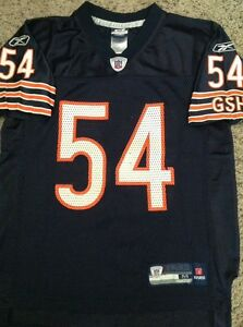 f727cef57 Youth Reebok NFL Players Chicago Bears  54 Urlacher GSH Jersey M 10 ...