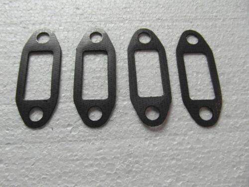 4 x Auspuff Krümmer Dichtung  Fendt  Favorit 3   MWM Motor   Hersteller 1,5 mm