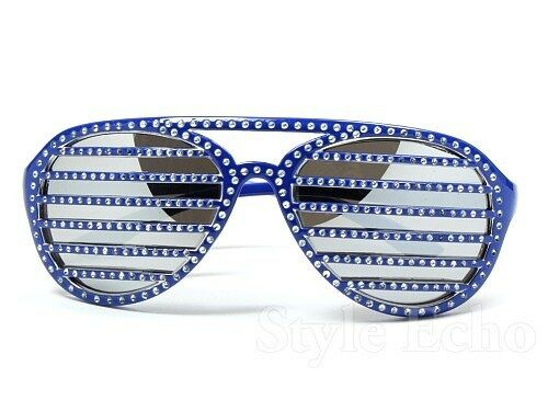 Retro Slotted Mirror Women Men Fashion Aviator Sunglasses