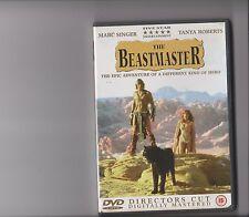 BEASTMASTER DIRECTORS CUT DVD RETRO MARC SINGER