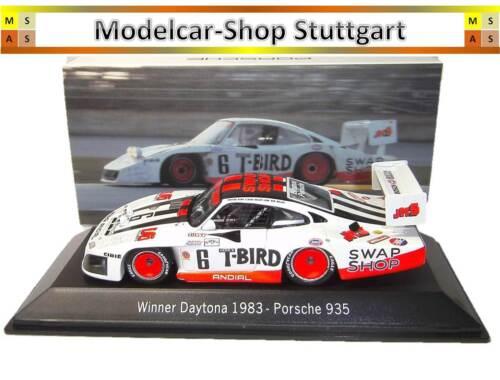 Porsche 935 - Gagnant Daytona 1983 - Spark 1:43 - MAP02028314 - Neuf