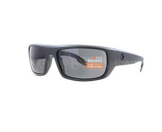 f019a6b14c39 Spy Bounty Sunglasses Matte Black ANSI Z87.1 Certified Bubk00 673017374129  for sale online | eBay