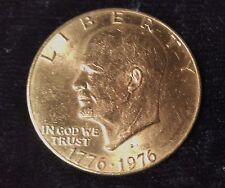 IKE DOLLARs circulated FREE COIN TUBES 100  bicentennial EISENHOWER