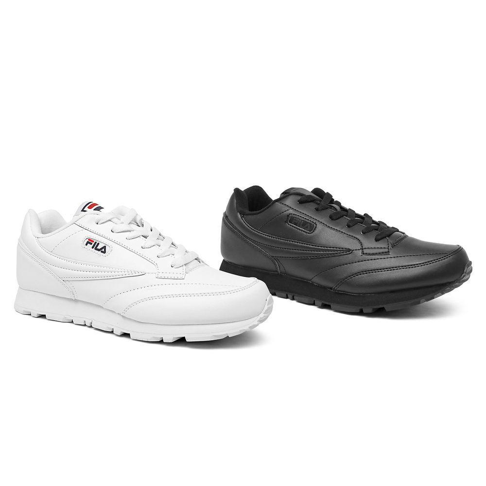 Los hombres de fila Classico 9 zapatillas nueva negro 8 13 marca nueva zapatillas reducción de precio el modelo mas vendido de la marca 9b77a8