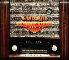 Das Amiga Schlagerarchiv 47-57 von Various   CD   Zustand gut